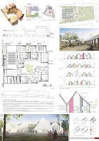 BAAS | Concurso Centro Cívico Baró de Viver. Mención | HIC Arquitectura