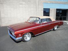Sold* at Las Vegas 2012 - Lot #682 1962 CHEVROLET IMPALA SS CUSTOM CONVERTIBLE