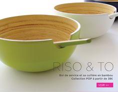 Ekobo è un marchio eco friendly specializzato nel design di oggetti per la tavola, fatti tutti con un materiale naturale e rinnovabile: il bamboo.  Oltre a spingere verso il rispetto ambientale tramite l'utilizzo di una materia prima totalmente riciclabile, il brand francese sostiene i gruppi di artigiani