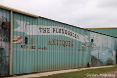 The Plunderosa Revisted! In Loxley, AL on the way to Gulf Shores