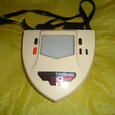 Rare TomyTronic 3D Electronic LCD Handheld Video Game Thundering Turbo Memorabilia Tomy Electronics 1982 Vintage Racing Game Collectable