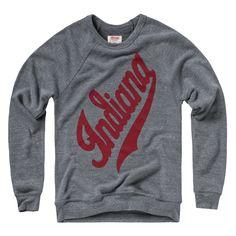 HOMAGE Our Indiana Hoosiers Crewneck Sweatshirt - $45.00