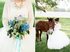 Jenna Henderson, Photographer: Nashville Wedding Photographer - Wild & Fresh Bridal Inspiration
