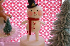 cotton pickin' fun!: Sew Much Fun Snowman!
