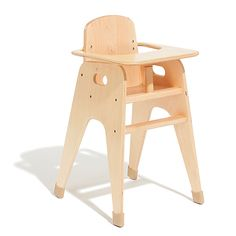 Community Playthings Doll Highchair