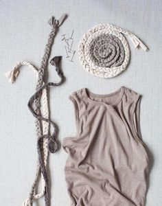 DIY Braided : DIY Braided T-Shirt Rug- or quicker and cheaper to use jersey sheets?
