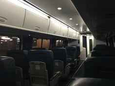 Review: Amtrak Acela Express, First Class - http://theforwardcabin.com/2015/01/01/review-amtrak-acela-express-first-class/