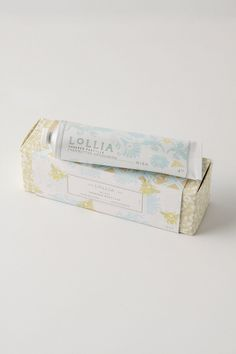 Lollia Hand Cream in sugared pastille. Sent Bon, Body Soap, Cosmetic Packaging, Avocado Oil, Hand Cream, Shower Gel, Shea Butter, Body Care, Jewelry Gifts
