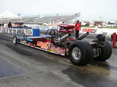 drag racing | NHRA Lucas Oil Drag Racer Uses K&N at School and Work