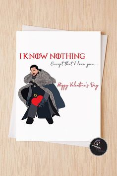 14 Funny Valentine's Day Cards To Buy For Your Bae Who Loves Pop Culture