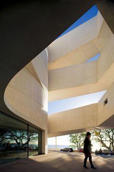 Ibere Camargo Museum by Álvaro Siza Vieira