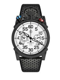 CT SCUDERIA Corsa Stainless Steel Watch. #ctscuderia #watch