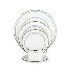 kate spade | Noel Alabaster Five Piece Place Setting