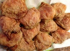 The taste of fried chicken without all the mess and calories of frying!
