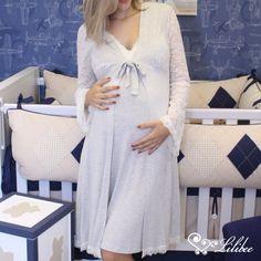 76cf136b0 29 adoráveis imagens de camisola maternidade