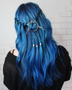Blue ombre hair dye kit blue hair scene hair and hair coloring websta chelraerae tfw you wanna pat yourself on the back and go yasss kween used arcticfoxhaircolor solutioingenieria Images