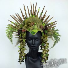 MAMA NATURE CROWN HE