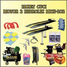 Paket Cuci Motor 2 Hidrolik MTH-202