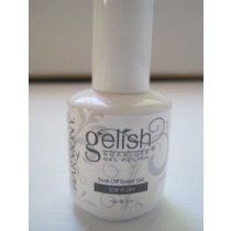 Gelish soak off sealer gel top it off