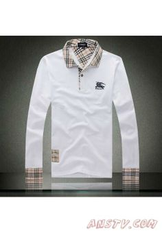 9e3d0354 Hommes's Burberry Blanc Shirts mshirt070 Suit Fashion, Fashion Outfits, How  To Make Clothes,
