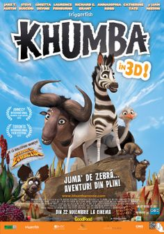 Khumba releases in Romania on the 22nd of November! Awesome! www.khumbamovie.com  #khumba #GoingGlobal