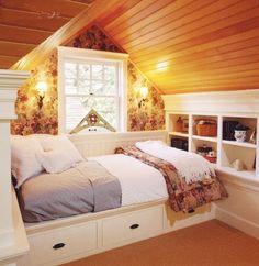 Socorro! Eu Cresci.: Meu quarto é no sótão, e agora?                                                                                                                                                      Mais