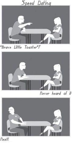 Speed Dating animatie