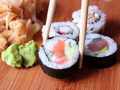 As with many ancient foods, the history of sushi is surrounded by legends and folklore. Explore some of the stories w/ @PBS Food.