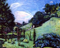 Charles Camoin, Landscape on ArtStack #charles-camoin #art