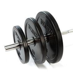 RUBO Olympic Plate, Rubber-Encased.   (4)RUBO-10KG (4)RUBO-15KG (4)RUBO-20KG (4)RUBO-25KG For Functional Cable Trainer