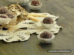 Brownies kuglice od ruma