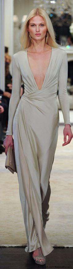 Ralph Lauren | Pre-Fall 2014 | Cynthia Reccord