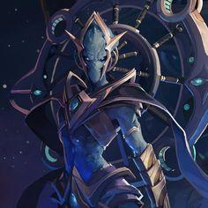 Rohanna detail #protoss #ldaustin #starcraft2