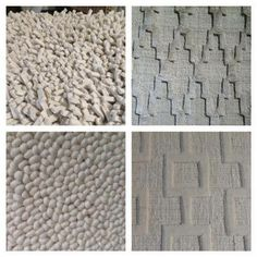 Texture for under your toes. These area rugs are definitely fab find!