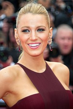 The Beauty At Cannes 2014: Celebrity Hair & Makeup (Vogue.com UK)