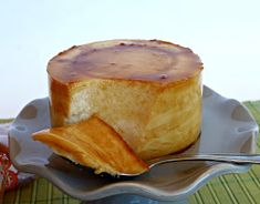 Flan, French Toast, Cheesecake, Good Food, Pudding, Breakfast, Recipes, Queso, Cupcakes