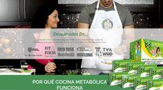 Cocina metabólica, una importante dieta de alimentación saludable, ideal para lucir un cuerpo bello y en forma. Uno de los principales consejos de los nutricionistas, es que te enfoques directament…