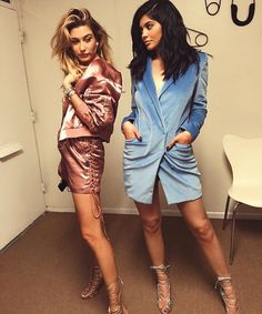 It's National BFF Day! See 12 Pictures of the Kardashian-Jenners with Their Best Friends - Well-Suited from InStyle.com