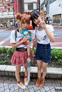 manga girls tokyo - Google-Suche