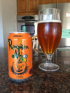 740. Wild Onion Brewing - Pumpkin Ale