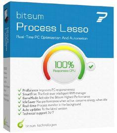 Process Lasso Pro 9 Crack + License Key 2017 [Latest]