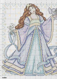 Cross Stitcher 156 январь 2005
