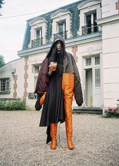 Vetements Summercamp Pierre-Ange Carlotti Demna Gvasalia