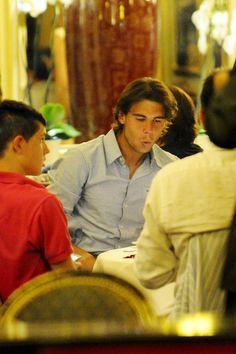 Rafael Nadal Photos - Rafael Nadal's Birthday Celebration - Zimbio