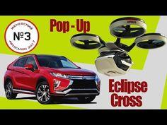 Подвинет ли Крету новый Mitsubishi Eclipse Cross? + Улетный автомобиль о...