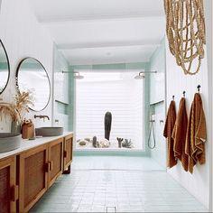 Bathroom Renos, Bathroom Interior, Shower Bathroom, Wooden Bathroom, Bathroom Mirrors, Glass Shower, Washroom, Scandinavian Home, Bathroom Inspiration