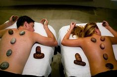 Enjoy a couples massage with your loved on eat Q1 Resort & Spa http://blog.queensland.com/2014/08/27/best-gold-coast-day-spas/ #thisisqueensland