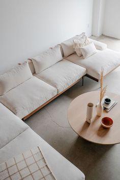 Living Room Sofa, Home Living Room, Living Room Designs, Living Room Decor, Formal Living Rooms, Plywood Furniture, Home Furniture, Furniture Design, Painted Furniture