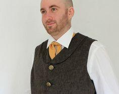 The Brandybuck - Custom Men's Hobbit Waistcoat