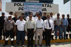 Arranca Totolac operativo de auxilio a vacacionistas.